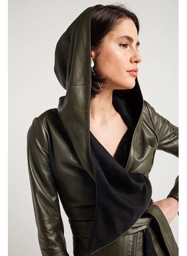 Love'n Fashion Paris Deri Ceket